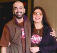 Pooja Bhatt and Ranvir Shorey