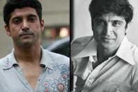 Farhan Akhtar and Javed Akhtar