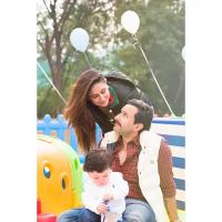 Saif Kareena And Taimur
