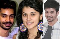Love Affair Of Tapsee Pannu With Tollywood Actor Mahat Raghavendra