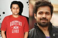 Emraan Hashmi and Mohit Suri