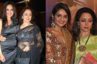 Madhoo and Hema Malini