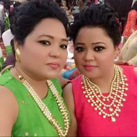 Bharti and Pinky Singh