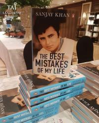 Sanjay Khan's autobiography The Best Mistakes of My Life.