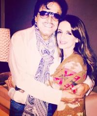 Sanjay Khan and Sussanne Khan