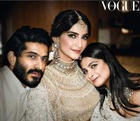 Sonam, Rhea and Harshvardhan