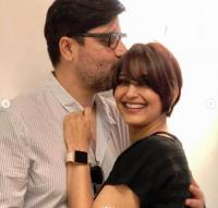 Sonali Bendre and Rocky Behl