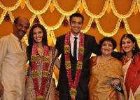 Soundarya and first husband Ashwin Ramkumar