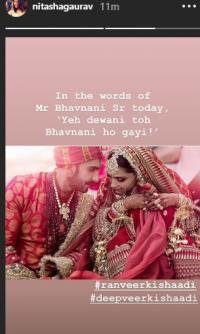 This Is What Ranveer Singh Said To His Wife Deepika Padukone