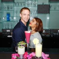 Aashka Goradia and Brent Goble