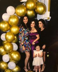 Sakshi Singh Dhoni 30th Birthday Bash