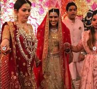 Shloka-Ambani family