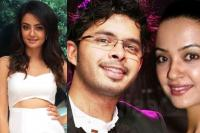 Sreesanth And Surveen Chawla Love Affair