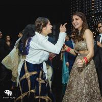 New Pictures Of Anushka Dancing With Her Chooda