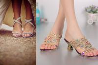 Types Of Shoes Every Girl Must Have During Wedding
