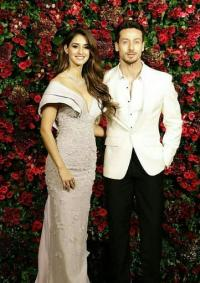 , Tiger Shroff walked in with his 'not so rumoured anymore' muse, Disha Patani