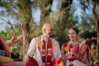 Raghu Ram And Natalie Di Luccio Official Wedding Pictures