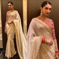 Deepika at Isha Ambani wedding