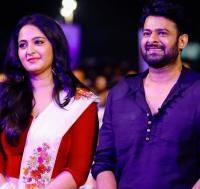 Prabhas and Anushka Shetty