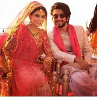 Kunal Jaisingh And Bharati Kumar First Look From Their Wedding