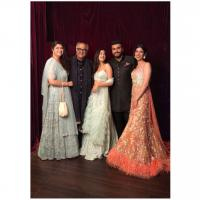arjun kapoor with family