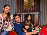 Gauri Khan With AbRam Suhana And Aryan