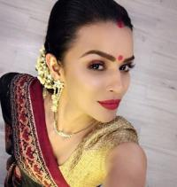 Aashka Wears Unique 'Mangalsutra', It's Unique Design And