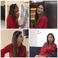 Hina Khan Fashion Style