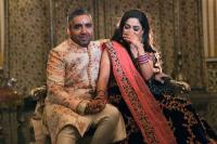 Real Wedding Couples Sharry And Nutan Sangeet Ceremony