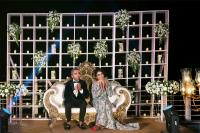 Real Couples Sharry And Nutan Reception Ceremony