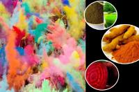 Eco-Friendly Ways To Celebrate Holi For Newly-Wedded Couple