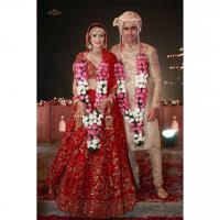 Gautam Rode and Pankhuri Awasthy Wedding