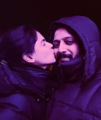 Riteish Genelia adorable moments
