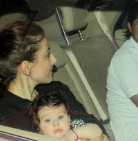 Inaaya Naumi Kemmu With Mommy Soha Ali Khan