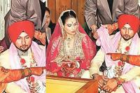 Honey Singh Sikh Wedding With Shalini Talwar
