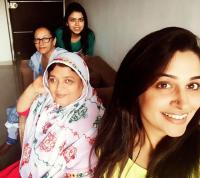 Dipika Kakar With Family