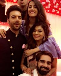 Poonam Preet and Sanjay Gagnani engagement