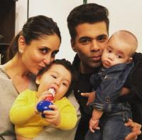 Bollywood celebs single fathers