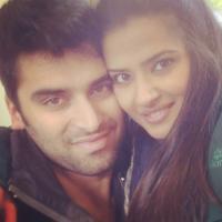 Kratika Sengar and Nikitin Dheer