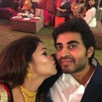 Amrapali Gupta And Yash Sinha Celebrate Their Son, Kabir's 2nd