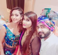 Sapna Choudhary brother wedding