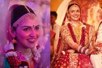 Esha Deol on her wedding