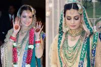Dia Mirza on her wedding