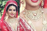 Geeta Basra on her wedding