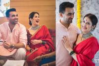 Sagarika Ghatge on her wedding