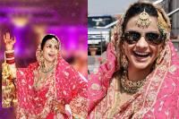 Gul Panag on her wedding