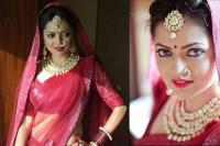 Drashti Dhami on her wedding