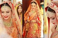 Aamna Sharif on her wedding