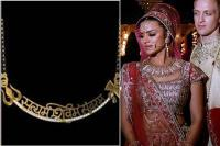 Aashka Goradia on her wedding