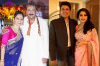 Sanjay and Madhuri with their partners